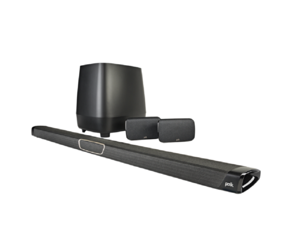 Polk MagniFi MAX SR 5.1 Home Theatre Sound Bar System