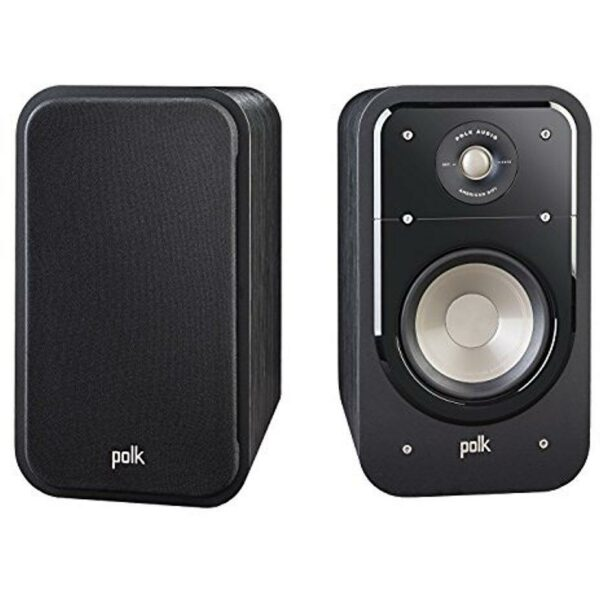 Polk Signature S20E Bookshelf Speakers (Pair)