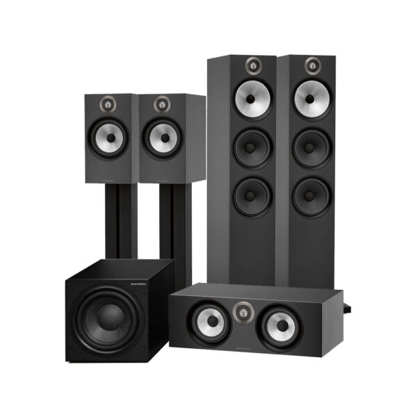 B&W 603 Home Theatre Speaker Package
