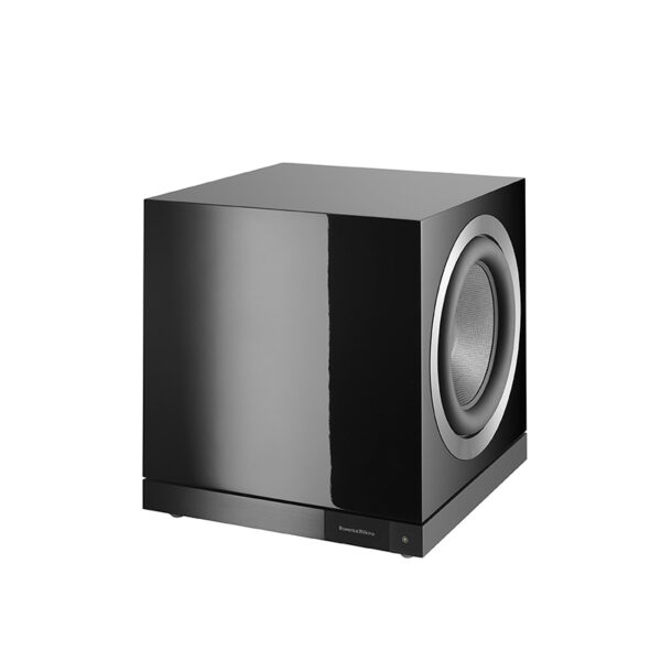 Bowers & Wilkins ASW DB1D Dual 12″ 2000W Active Subwoofer (Each) – Black (Display Unit)