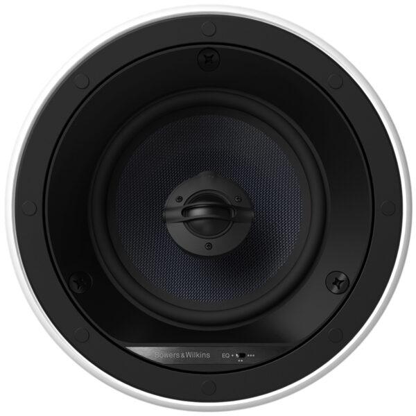 Bowers & Wilkins CCM663 RD 6 Slimline In-Ceiling Speakers (Pair)