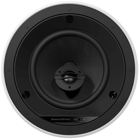 Bowers & Wilkins CCM664 6 Pivoting In-Ceiling Speakers with EQ (Pair)