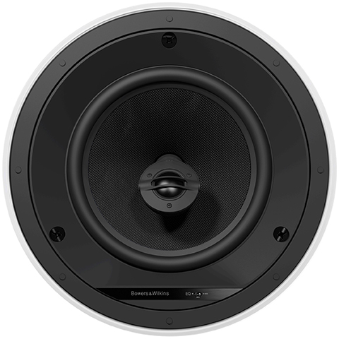 Bowers & Wilkins CCM684 8 Pivoting In-Ceiling Speakers with EQ (Pair)