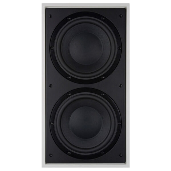 Bowers & Wilkins ISW4 Dual 8 In-Wall Passive Subwoofer (Each)