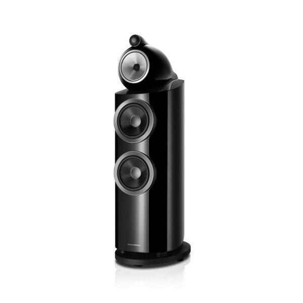 Bowers & Wilkins 802 Diamond D3 Studio Reference Floorstanding Speakers (Pair)