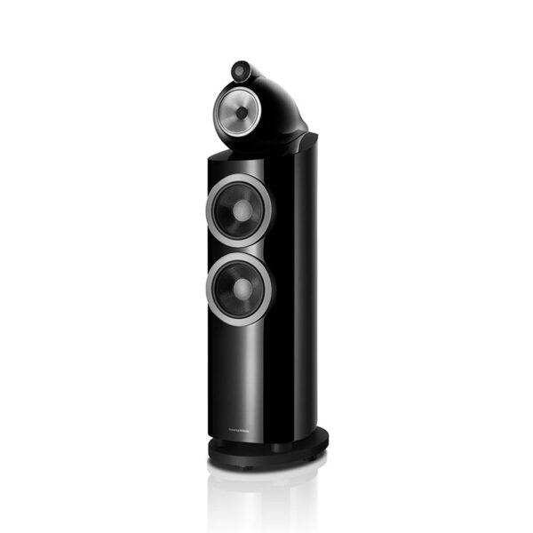 Bowers & Wilkins 803 Diamond D3 Studio Reference Floorstanding Speakers (Pair)