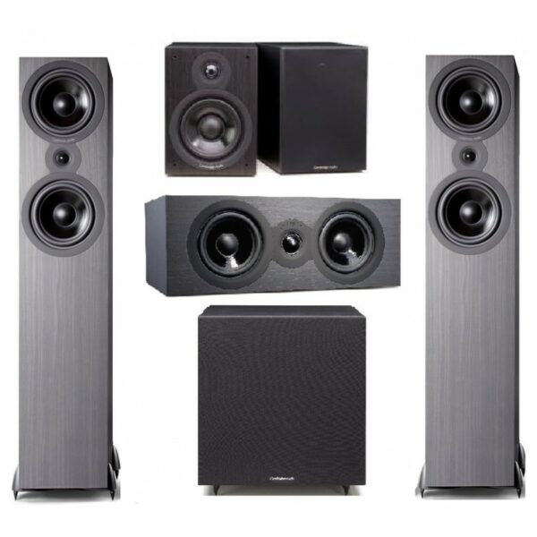 Cambridge Audio SX Series Speaker Package 5.1