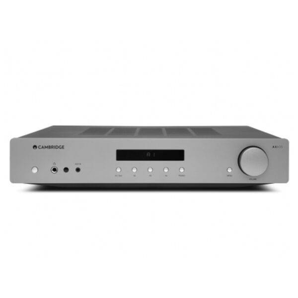 Cambridge Audio AXA35 – Integrated Amplifier w/ Built-in Phono-stage