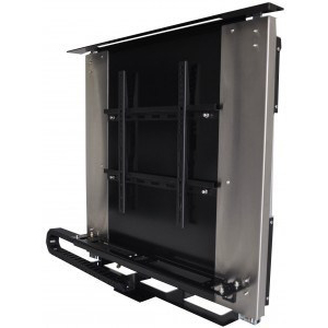 Definition Vertical TV Cabinet Scroller – Fixed Lid Mechanism
