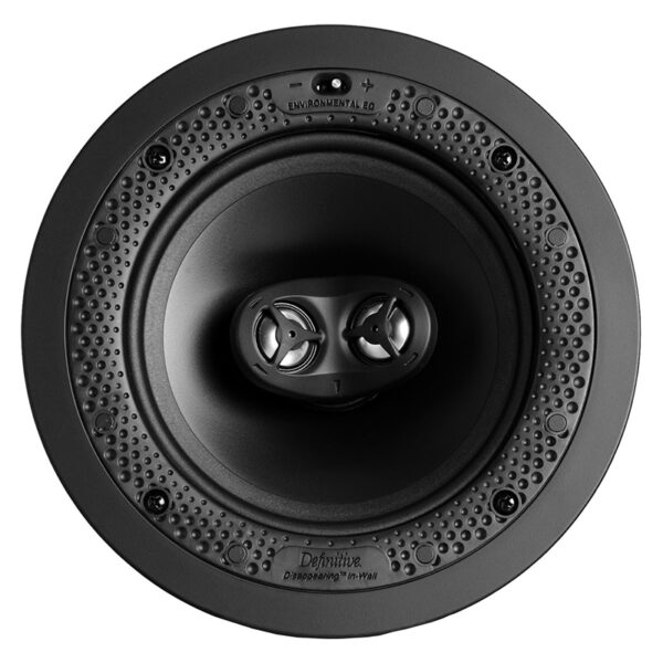 Definitive Technology DI 8R 8 In-Ceiling Speakers with EQ + Pivoting tweeter (Each)