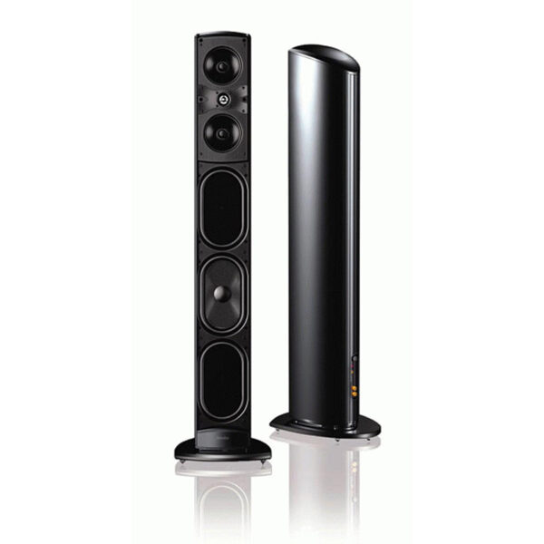 Definitive Technology Mythos ST-L Tower with Built-In Powered Subwoofer (Pair)