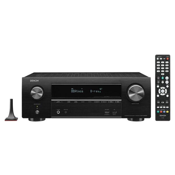 DENON AVR-X1600H 7.2ch 4K Ultra HD AV Receiver