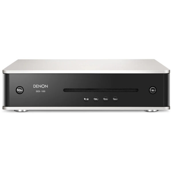 Denon DCD-100 Compact Lifestyle CD Player with High Quality D/A conversion
