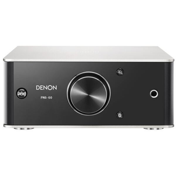 Denon PMA-60 Compact Lifestyle Digital Stereo Amplifier, Bluetooth with USB DAC 25w/ch