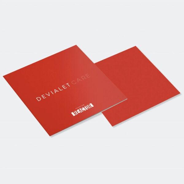 Devialet Reactor Care Kit