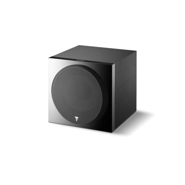 Focal Sub 1000 F – Amplified Sealed, Compact Subwoofer