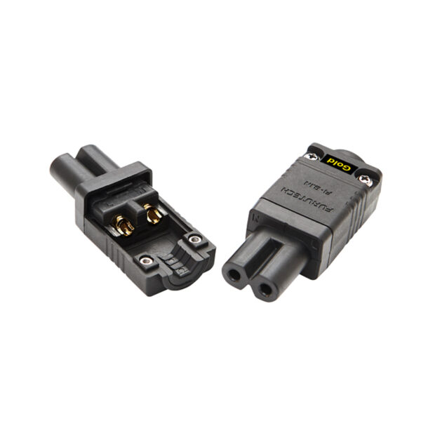 IEC Female (Fig8) Power Connectors
