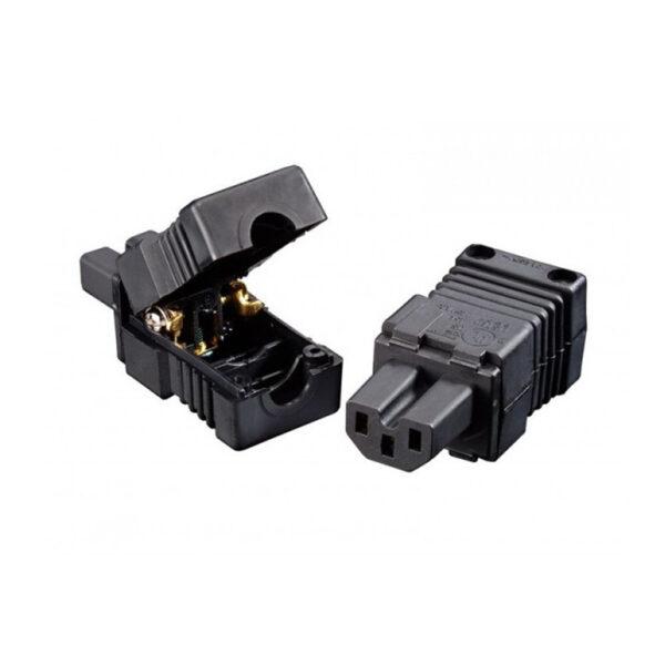 Furutech FI-15 Plus – High Performance IEC Connectors (Each)