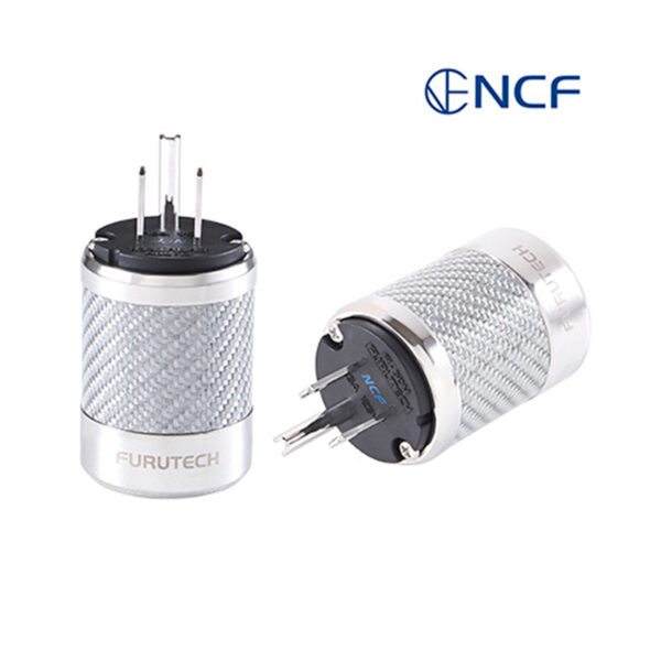 Furutech FI-50M NCF (R) – High End Performance (US) Power Connector (Each)