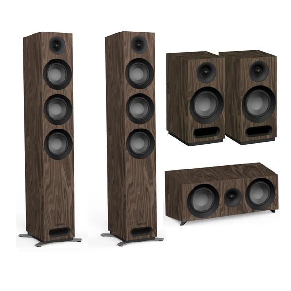 Jamo S 809 HCS Speaker Package