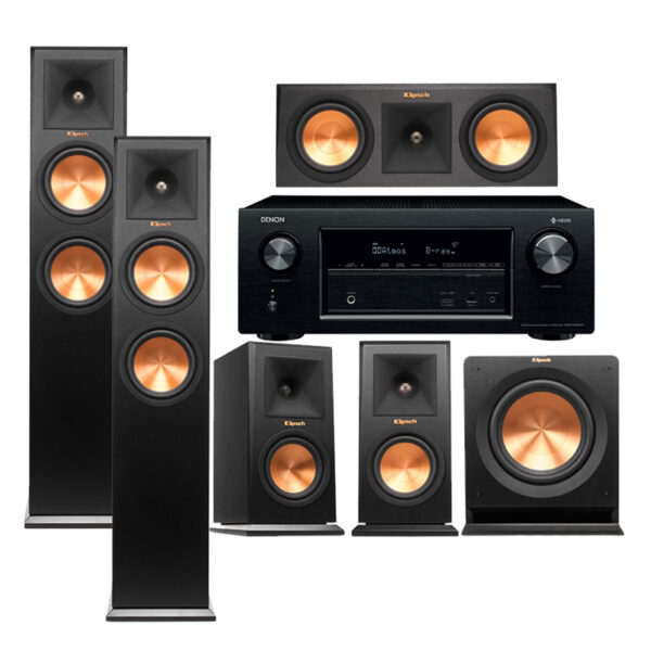 KLIPSCH KSSYS5 Reference Premiere Speaker Package