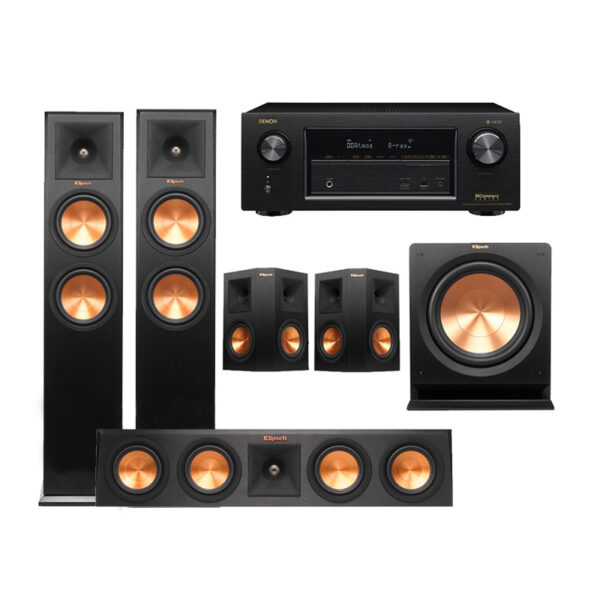 Klipsch KSSYS6 Home Theatre System Package