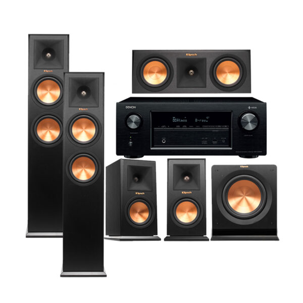 Klipsch KSSYS7 Home Theatre System Package
