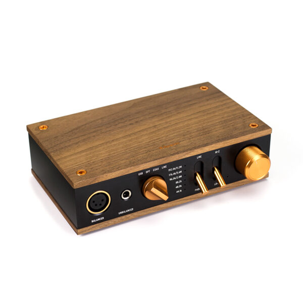 Klipsch Heritage Headphone DAC Amplifier