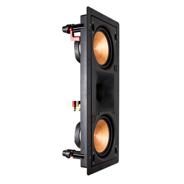 Klipsch PRO-250-RPW LCR Dual In-Wall Speaker (Each)