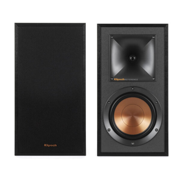 Klipsch R-51M Wireless Bookshelf Speakers – Reference (Pair)