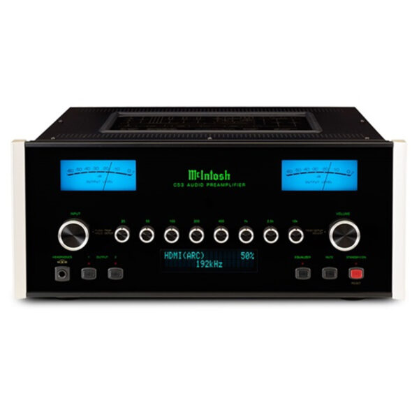 McIntosh C53 – 2-Channel Solid State Preamplifier