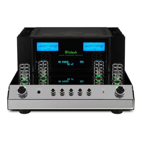 McIntosh MA352 2-Channel Integrated Amplifier – Display Unit