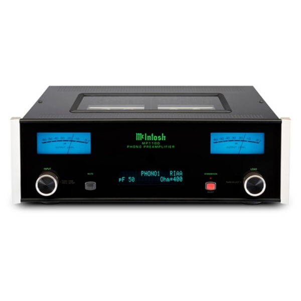 McIntosh MP1100 – 2-Channel Vacuum Tube Phono Preamplifier