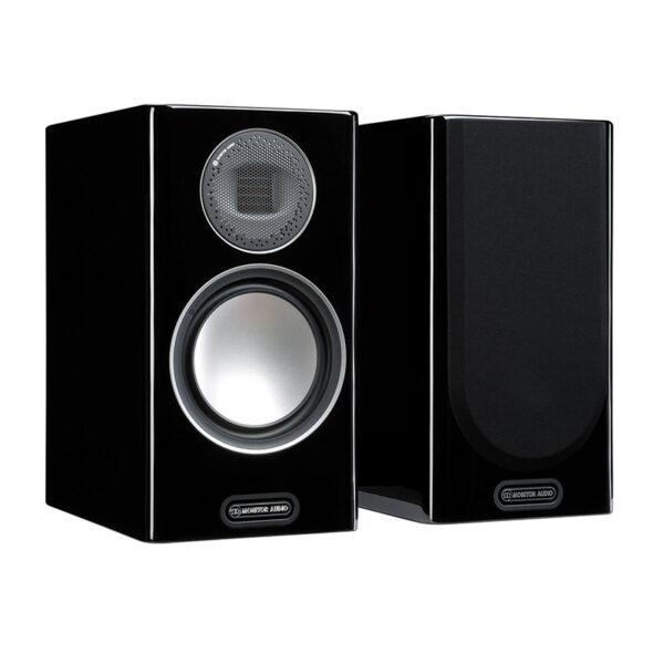 Monitor Audio Gold 100 – 5G Range – Bookshelf Speakers (Pair)