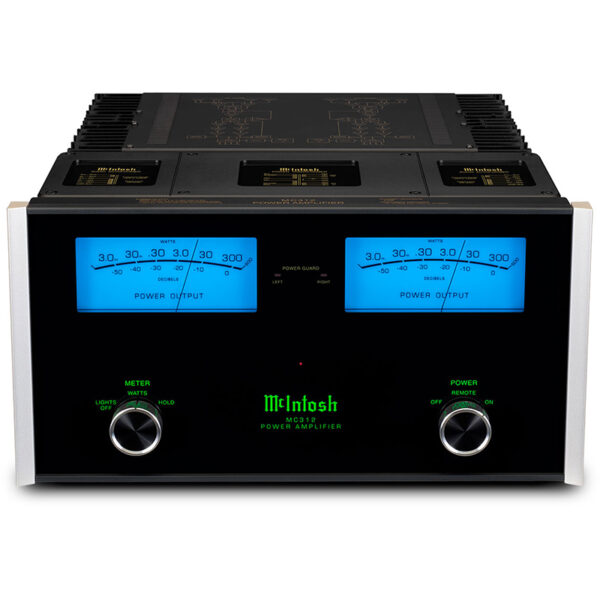 McIntosh MC312 – 2-Channel Solid State Amplifier
