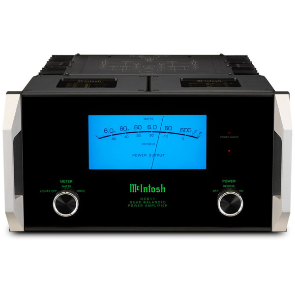 McIntosh MC611 – 1-Channel Solid State Amplifier