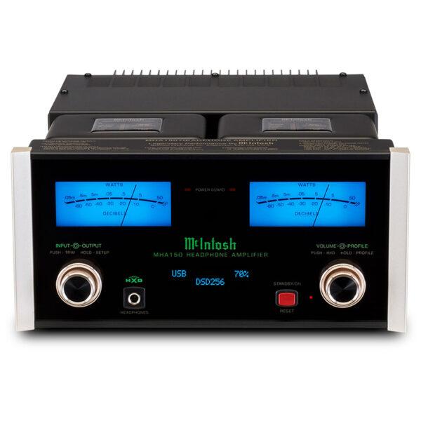 McIntosh MHA150 2-Channel Headphone Amplifier