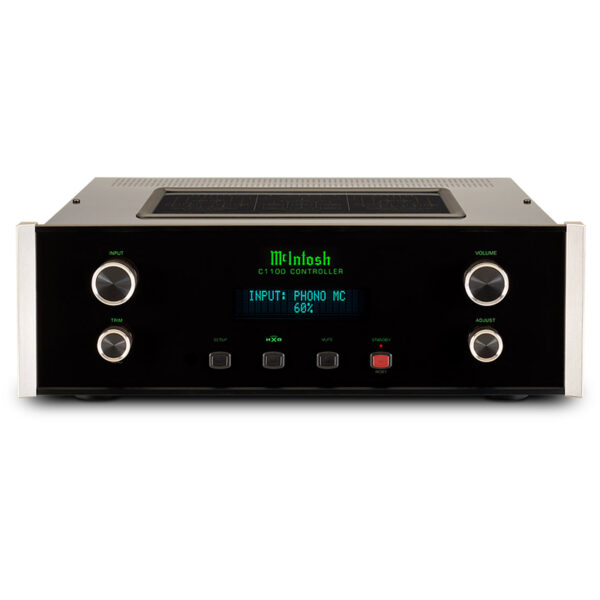 McIntosh C1100C Controller for Reference Series Multi-Chassis C1000 Preamp