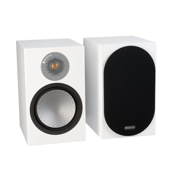 Monitor Audio Silver 100 Bookshelf Speakers (Pair)