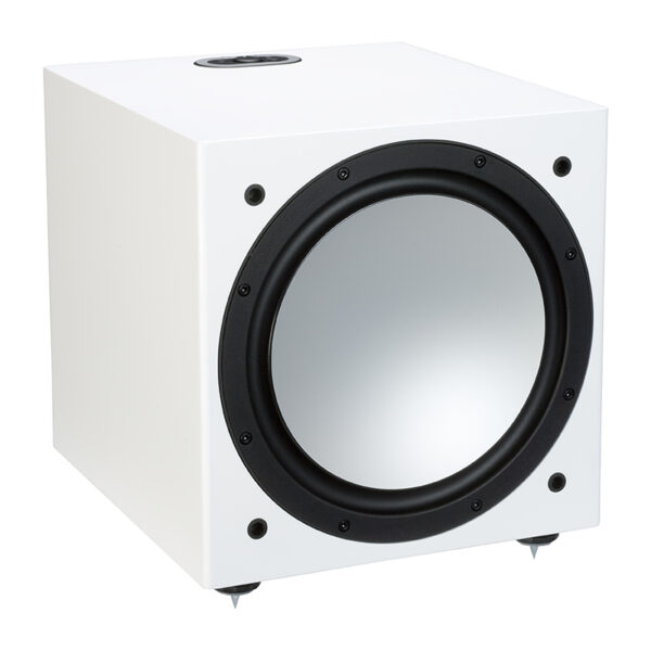 Monitor Audio Silver SW12 Active Subwoofer 12 500W (Each)