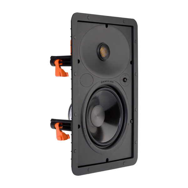 Monitor Audio W165 6.5 MMP-II, Pivoting Tweeter In-wall Speaker (Each)