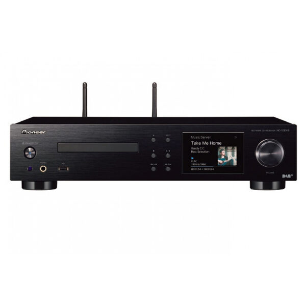 Pioneer NC-50DAB 2.1 Wireless Network CD Receiver 50w/ch