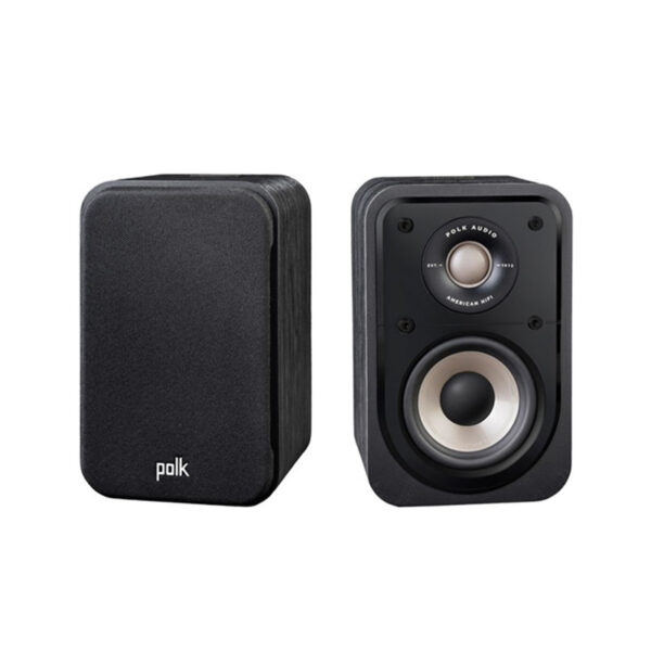 Polk S10 Signature Bookshelf Speakers (Pair)