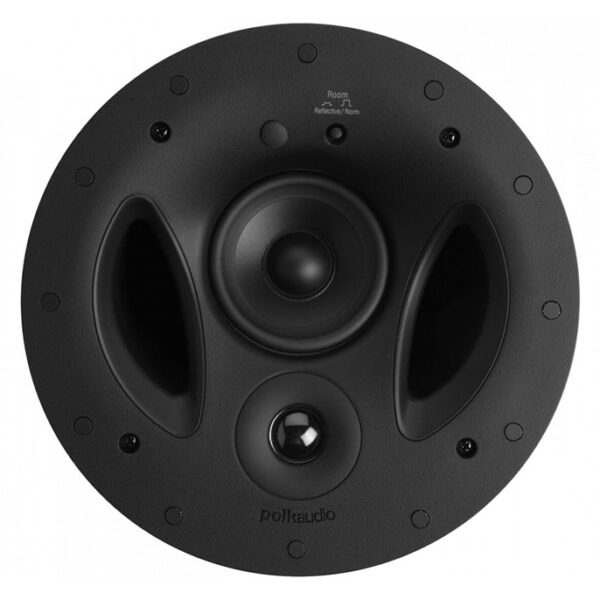 Polk 90-RT 3-Way 9 Polypropylene In-Ceiling Speaker (Each)