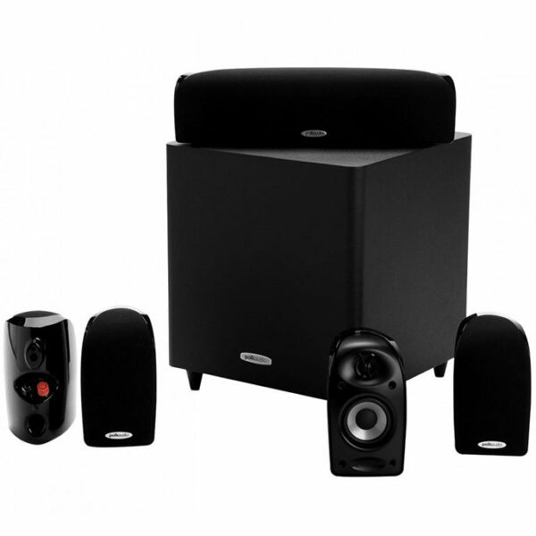Polk T1600 5.1 Satelite System Package