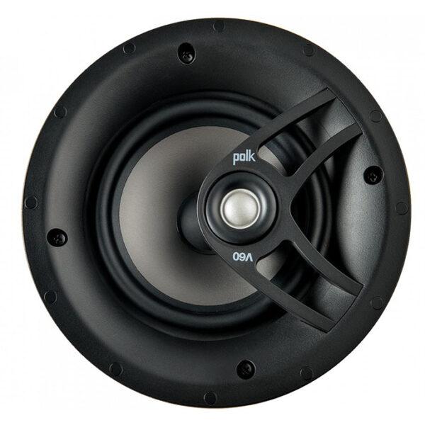 Polk V-60 6.5 Polymer In-Ceiling Speaker (Each)
