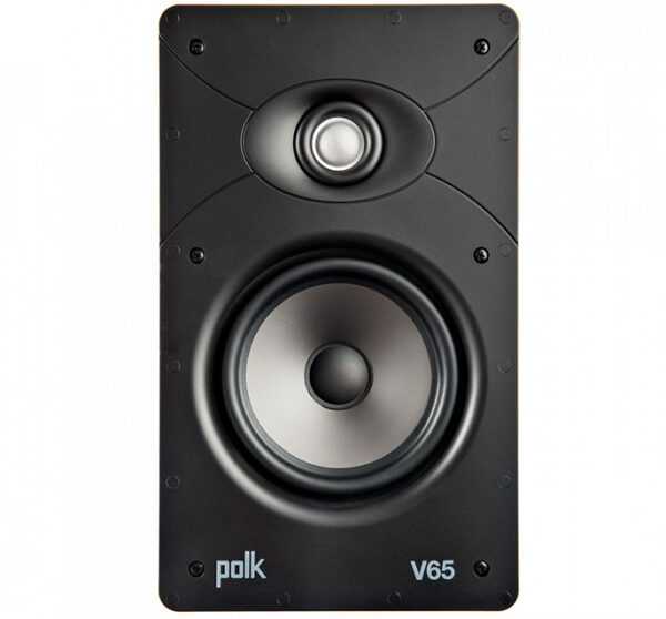 Polk V-65 6.5 Polymer In-Wall Speaker (Each)