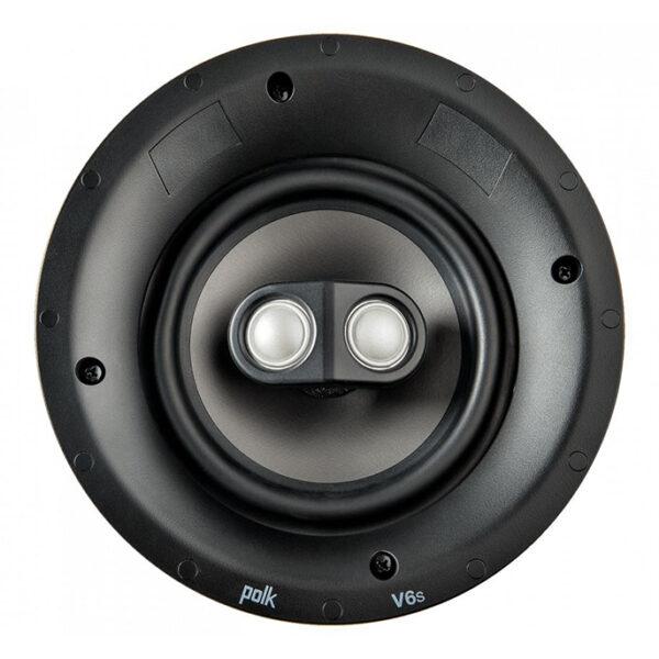 Polk V-6S 6.5 Polymer, Dual Tweeter In-Ceiling Speaker (Each)