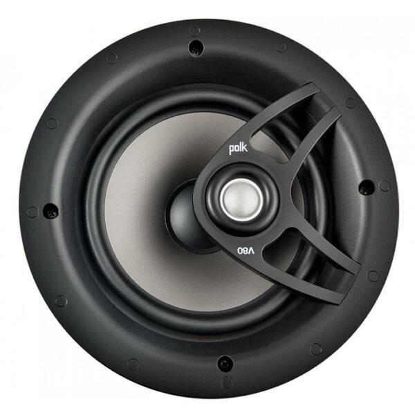 Polk V-80 8 Polymer In-Ceiling Speaker (Each)
