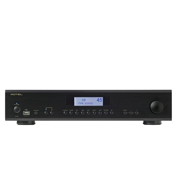 Rotel A-12 Integrated Stereo Amplifier 60w/ch